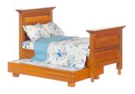 Trundle Bed - Walnut