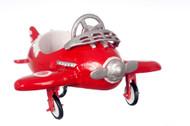 Dollhouse City - Dollhouse Miniatures Airplane  - Pedal Car