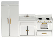 Appliance Set - White