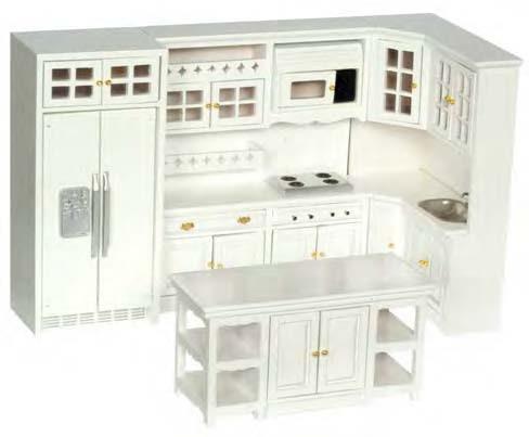 Kitchen Set - White