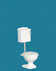 Avalon Toilet - White