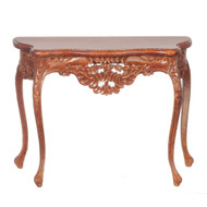 Victorian Side Table - Walnut