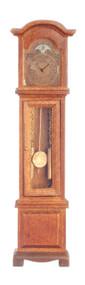 Quartz Clock - Walnut