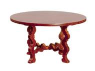 Spanish Low Round Table