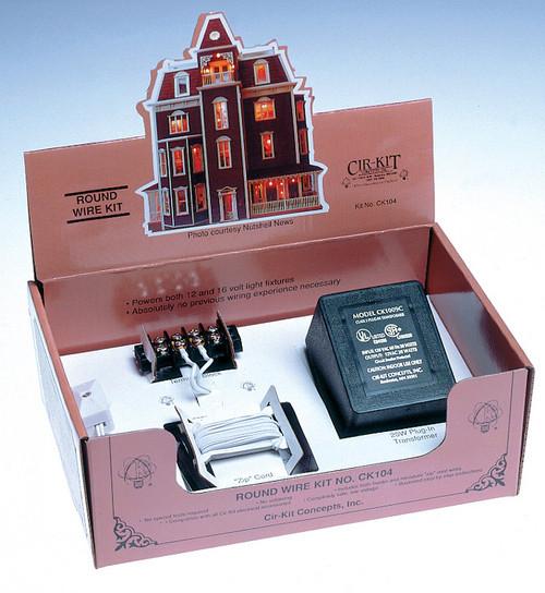 Dollhouse City - Dollhouse Miniatures Round Wire Kit