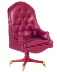 Resolute Desk Chair - Mahogany