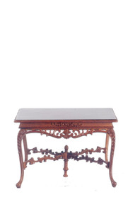 Barrington Square Table - Walnut