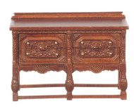 1870 Gothic Chest - Walnut