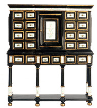 Baroque Cabinet on Stand
