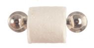Toilet Roll Holder - Chrome