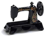 Dollhouse City - Dollhouse Miniatures Portable Sewing Machine