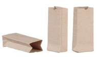 Small Brown Paper Bags Set