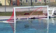 FlipFloat Folding Floating Water Polo Goal