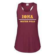 Iona Water Polo Ladies Racerback