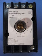 Westinghouse (1253C29G05) BST-ONB Solid State Timing Relay, New Surplus
