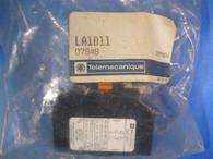 Telemecanique (LA1D11) 2 Pole Auxiliary Contact Block, New Surplus