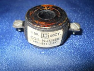 Square D (1481-S11-J-64) Coil, Used