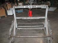 Reel O Matic Capacity Take Up Reel, Used