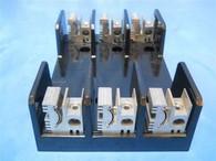 Littlefuse (LR60100-3C) 3P 100A 600V Class R Fuseholder, New Surplus