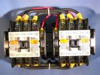 Fuji (SC-N1RM) 50 Amp Reversing Magnetic Contactor, New Surplus