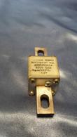 Ferraz (A050FC125A) 500 Volt , 125 Amp, Used