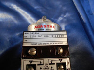 Agastat (7012PF) Timing Relay, Coil 125 VDC Time 1-10 Minutes, New In Box