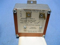 Corona Control (TMA-4) Time Delay Timer, New