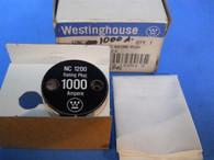 12NC1000 1000 Amp Rating Plug used