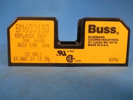Buss (BM6031SQ) Fuse Block, Box of 10, New Surplus