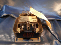 GE 760X034G6 Instrument Transformer, Type JVA-0, Ratio 4:1 480V  Bil 10 kV, NIB