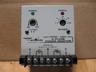 TIME MARK 3 PHASE POWER MONITOR (A264-120VAC) NEW SURP