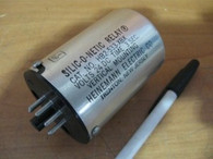 """SILIC-O-NETIC RELAY TIME 3 SEC (HB2-533-XBX) """"NEW SURPL"""