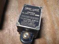 SNAP-LOCK LIMIT SWITCH (16D-200-STER) NEW IN BOX