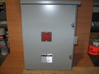 382220-DH Bankgard Relay, Nema 3R Enclosure, New Surplus S&C