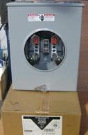 Murray Ringless Meter Socket (RS109AR) New Surplus in box