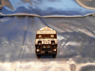 Agastat Relay (2422AN) Coil 120V, 60C, Time .2-180 Sec., Used working condition