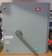 SIEMENS ITE VF357BL 800 AMP FUSIBLE SWITCH