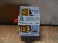 IDEC (BST-001) Lot of 10, NC Normally Closed Contact Block, New Surplus