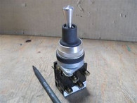 General Electric (CR2940UR203G) Oiltight Selector Switch (Joystick), New Surplus