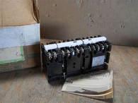 CR120C33541 8 Pole DC Latch Relay, New Surplus GE