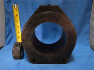 General Electric (639X7) Type JSC-0, 400:5 Ratio, Current Transformer, Used