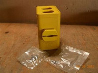 Daniel Woodhead (3080) Cord Mount Multiple Outlet Box, New Surplus