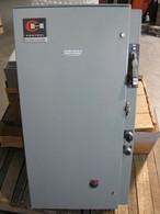 Cutler Hammer Pump Panel w/ Nema sz 1 Starter (A10C-1) w/ Breaker, New Surplus