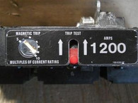 Challenger (SKM-3-T-1200) 1200 Amp SKM Trip Unit, New Surplus