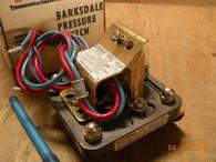 Barksdale (D1S-H18-B2) Pressure Switch, New Surplus in Original Box