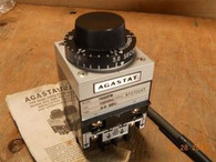 Agastat (7022PB) Timing Relay .5-5 sec, New Surplus