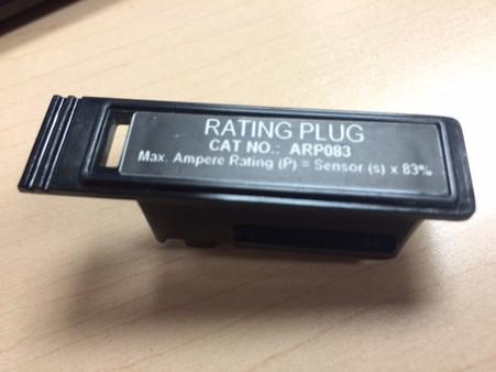 Micrologic Square D ARP083 Micrologic Rating Plug, New Surplus
