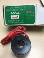ASCO 64-982-2-D Solenoid Valve Coil, 240/60, 220/50FB, New in box