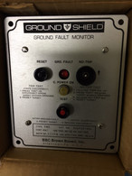 BBC Brown Boveri Ground Fault Monitor (202T3010UL) Type TMC 120 V.ac  NEW