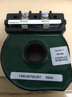 GE 139C4970G257 600 Amp CT, Set of 3, New